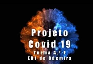 """Canção """"Covid-19"""", alunos do 4º F da EB1 de Odemira"""